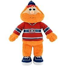 "Montreal Canadiens Youppi Mascot 10"" NHL Plush Bleacher Creature"