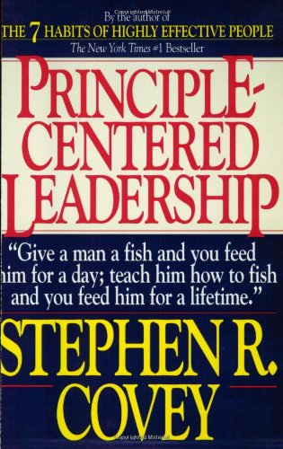 Principle-Centered Leadership (Certificate Gift Balance)