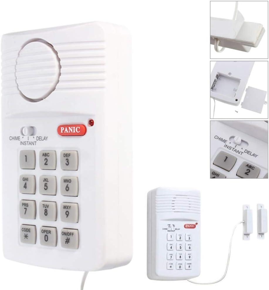 Professional Security Alarm Set