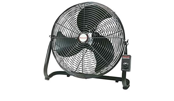 Honeywell Commercial Grade Floor Fan 150W Negro - Ventilador ...