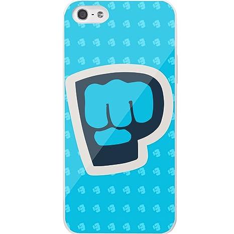 Pewdiepie Pewdie Youtubers Brofist Logo Wallpaper Iphone 5c