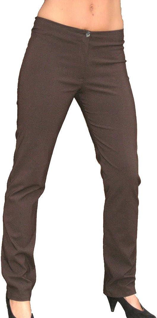 ICE (1172) los pantalones apretados para la oficina o la escuela - Color: Navy