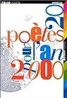 20 poètes pour l'an 2000 par Goffette