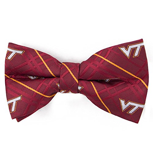 (Eagles Wings Virginia Tech University Oxford Bow Tie)