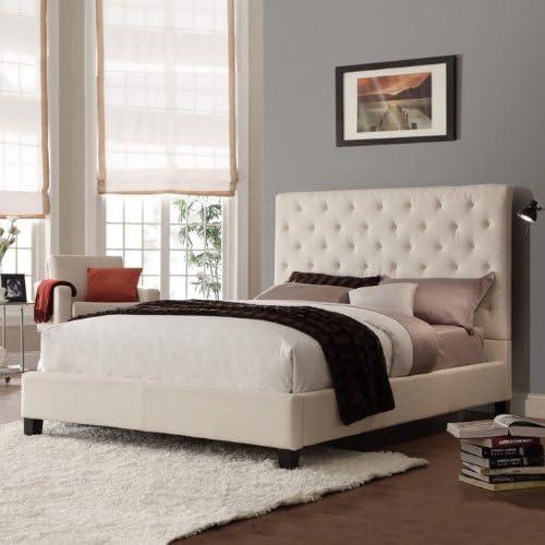 Queen Size Contemporary Platform Bed