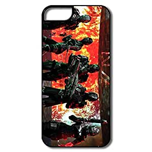 Mass Effect N7 Scratch Case Cover For IPhone 5/5s - Nerd Shell
