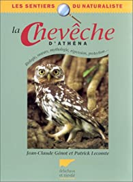 La Chevêche d'Athéna par Jean-Claude Génot