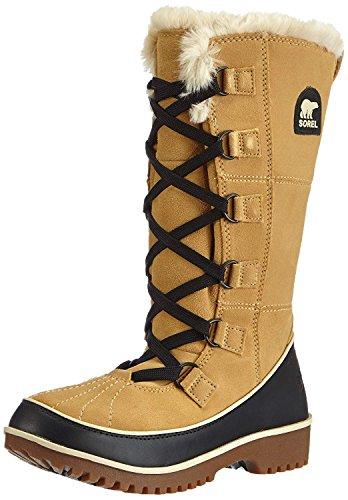 Sorel Tivoli High II Boot - Women's (5 B(M) US / 36 EUR, Curry/Curry)