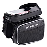 MF-HOME Bike Bag for Cell Phone, Bicycle Front Shelf Large Storage Bag,...