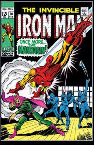 Iron Man Epic Collection: The Man Who Killed Tony Stark