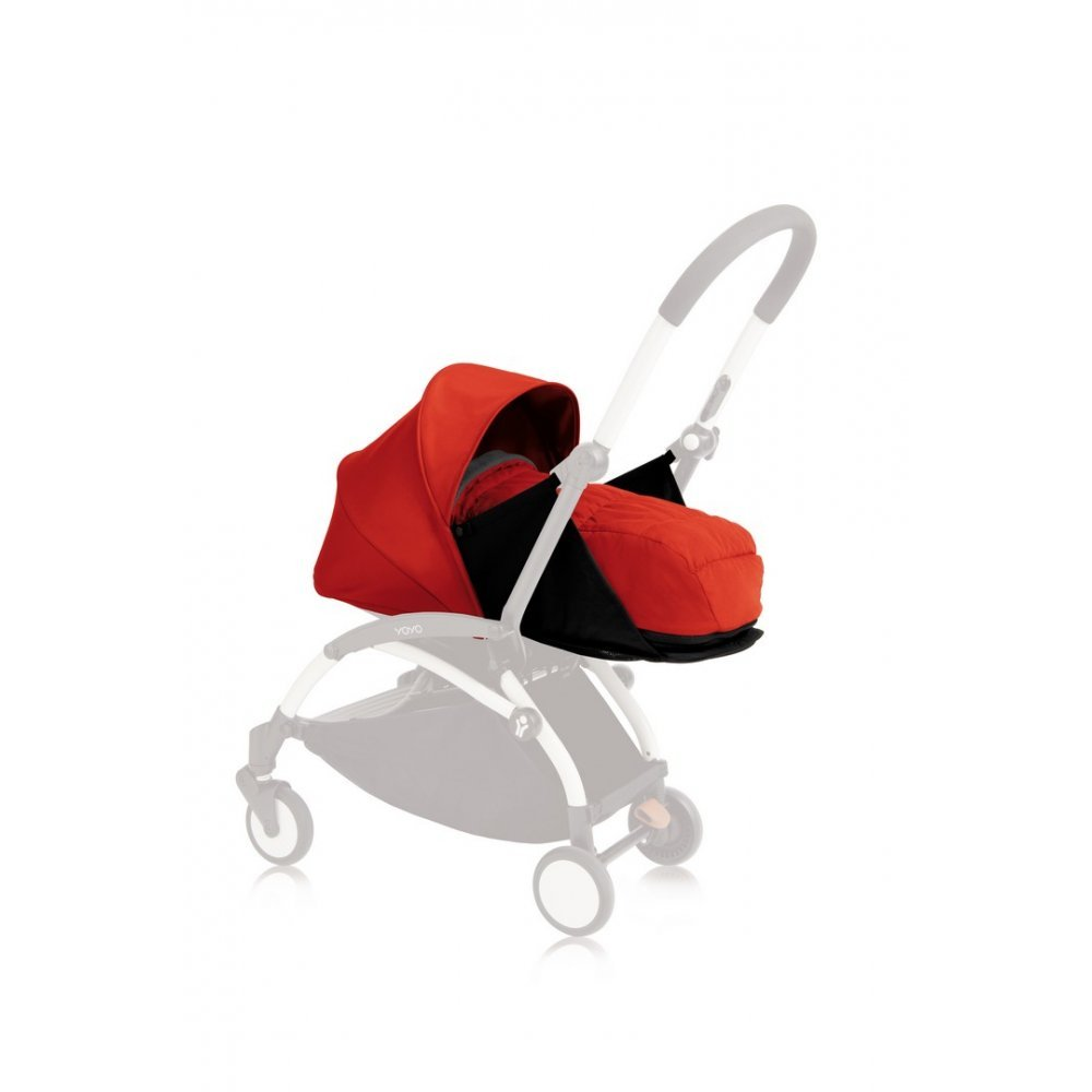 Babyzen Yoyo+ Newborn Pack 0+ Red 3760222211604