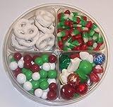 Scott's Cakes 4-Pack Deluxe Christmas Mix, Dutch Mints, Reindeer Corn, & White Pretzels