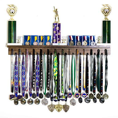 Premier 3ft Award Medal Display Rack and Trophy Shelf