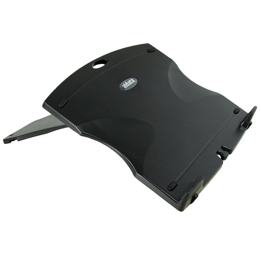 Soporte de regazo para port/átiles y netbooks Negro Aidata NS006 soporte para ordenador port/átil Negro