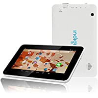 Indigi 7 Android 4.2 Tablet PC w/ Leather Back Dual Camera WiFi HDMI Google Play Store