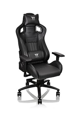 Tt Esports By Thermaltake X Fit Premium 100 Chaise De Jeu Acier