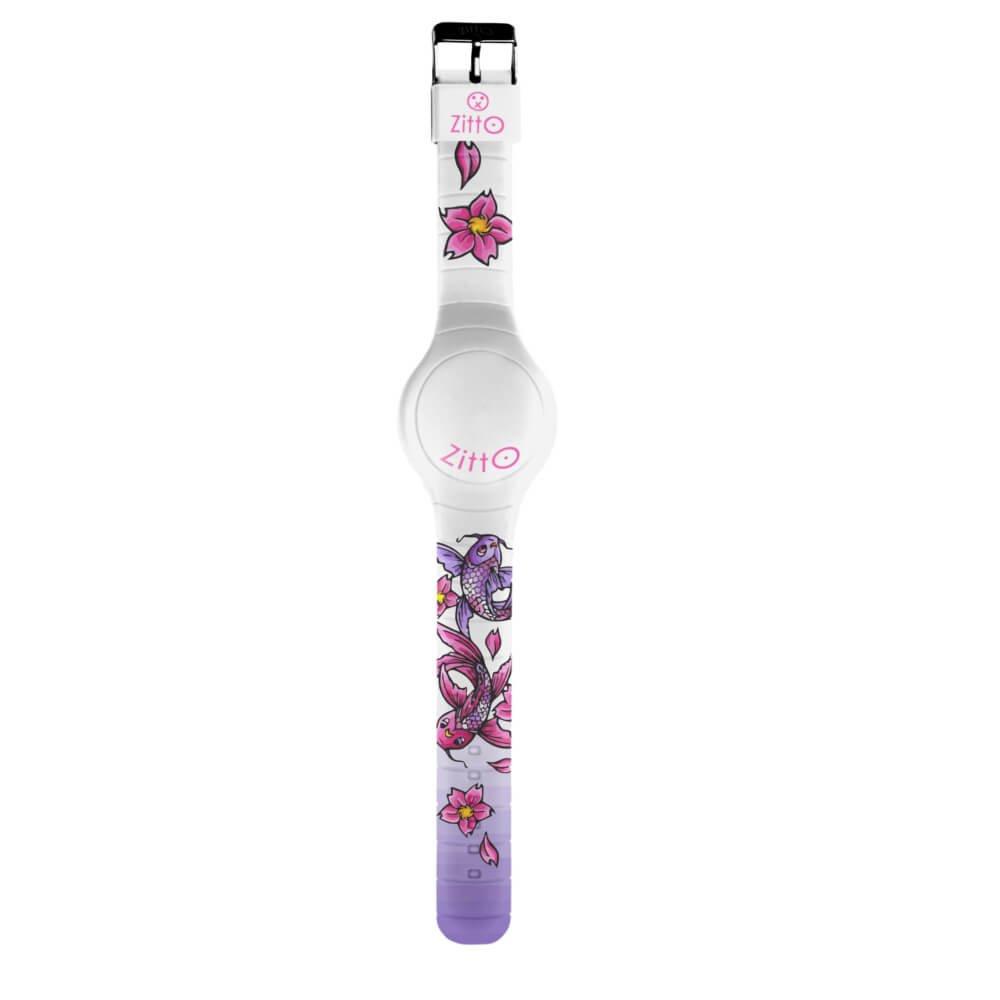 ZITTO. Reloj para niños de silicona colección Limited Cod. namazu