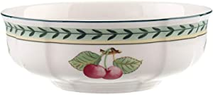 Villeroy & Boch French Garden Fleurence Cereal Bowl, 5.75 in, White/Multicolored