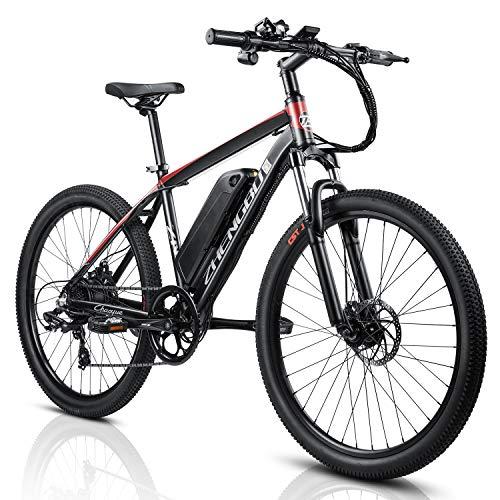 LRATAN Mountain Bike E-Bike Headlight 26 inch Adult Assisted E-Bike
