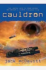 Cauldron (The Academy series(Priscilla Hutchins) novel Book 6) Kindle Edition