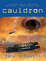 Cauldron (The Academy series(Priscilla Hutchins) novel Book 6)
