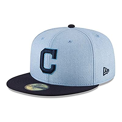 New Era Cleveland Indians 2018 Father's Day 59FIFTY On Field Fitted Hat