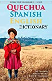 img - for Quechua-Spanish-English Dictionary: A Hippocrene Trilingual Reference book / textbook / text book