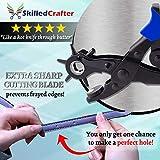 Skilled Crafter Leather Belt