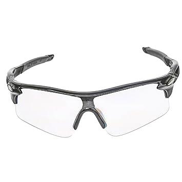 Lunettes de Sport Lunettes de bicyclette Lunettes de soleil en cours d'exécution Marche Pêche Golf Sport lunettes Lunettes de Ski Ski aller lunettes de soleil pour les hommes et les femmes Extérieur ihriKF