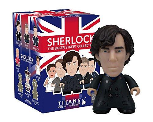 Titan's Vinyl Sherlock: Baker Street Collection Mystery ()