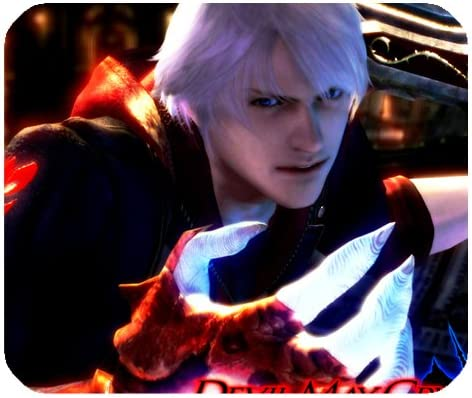 Devil May Cry serpiente Mousepad Personalized Custom