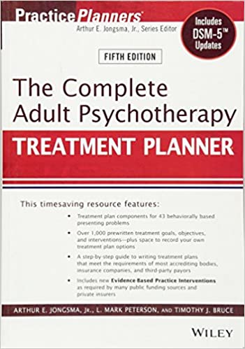 The Complete Adult Psychotherapy Treatment Planner: Includes DSM-5 Updates Mobi Download Book 51RGeZRC2DL._SX349_BO1,204,203,200_