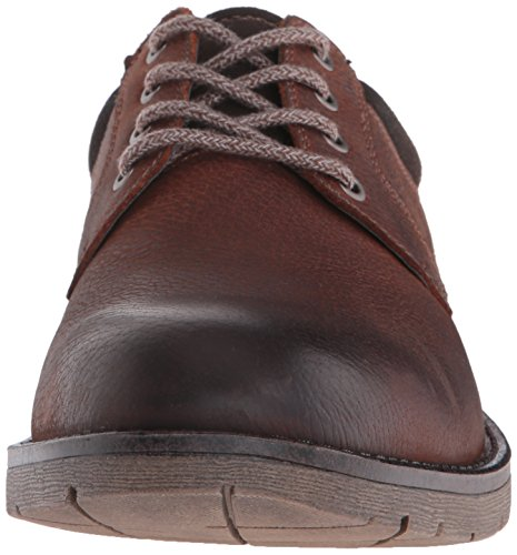 Dockers Hommes Banewell Oxford Rouge / Marron