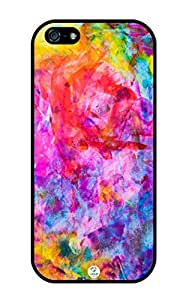 iZERCASE Colorful Case - Fits iPhone SE, iPhone 5s, iPhone 5