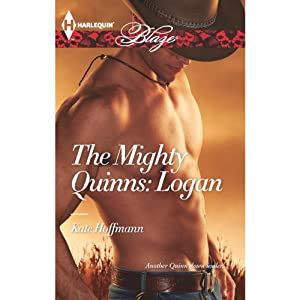 The Mighty Quinns: Logan Audiobook