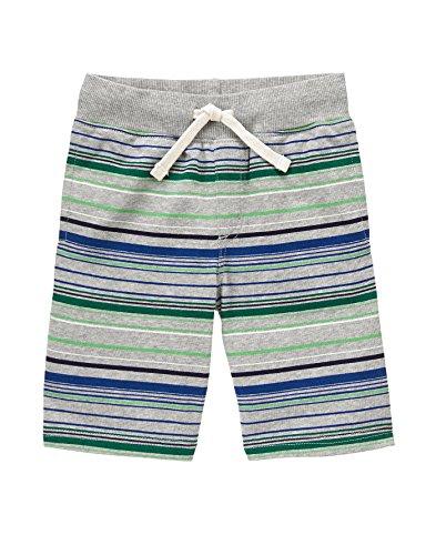 Gymboree Big Boys' Knit Short, Multi, 7 ()