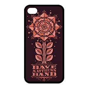 Diy iphone 5 5s case High Quality Customizable Durable Rubber Material Dave Matthews results iPhone 4 diet 5 5S Back the Cover Case orange