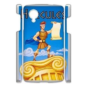 Design Cases Google Nexus 5 Cell Phone Case White Hercules Disney Alyage Printed Cover