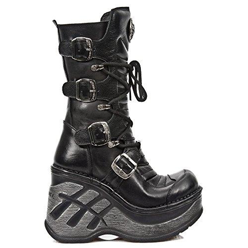 M Boots Black S1 SP9873 New Womens NEWROCK NR Rock 0gwqS6n5O