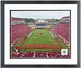 Arkansas Razorbacks Stadium Photo 12.5'' x 15.5'' Framed