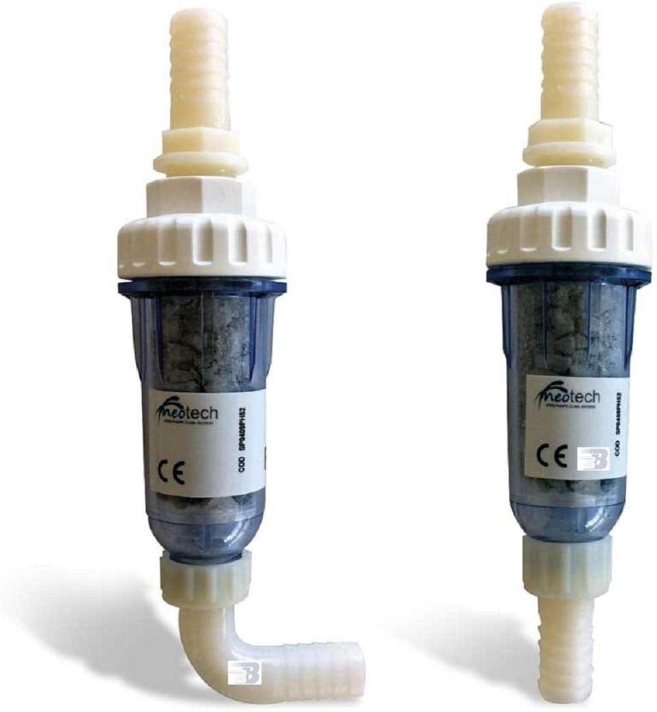 Neutralizador de condensación ácida para calderas máx. de 28 kW