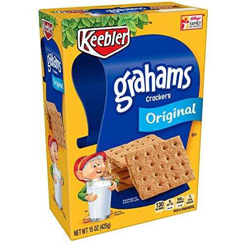 Keebler Grahams, Original, 15-Ounce Boxes