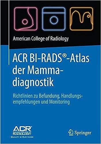 amazon acr bi rads atlas der mammadiagnostik richtlinien zu