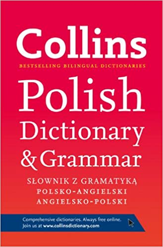 Book Collins Polish Dictionary and Grammar (Collins Dictionary and Grammar)