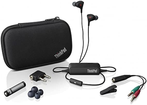 Lenovo Noise Cancelling Earbuds For Thinkpad Laptop Computers Accessories