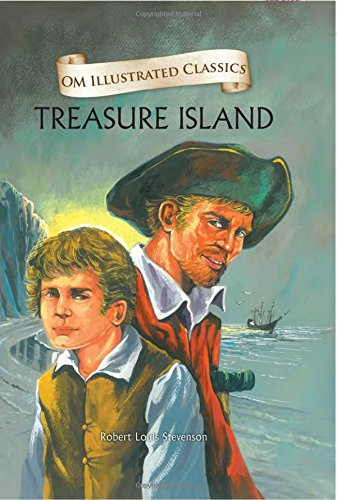 Treasure Island: Om Illustrated Classics