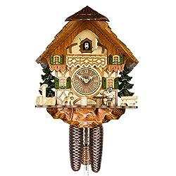 ISDD Adolf Herr Cuckoo Clock - The Jolly Beer Drinker