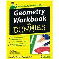 Geometry Workbook For Dummies