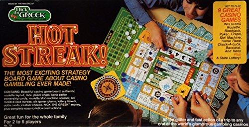 Gambling hot streaks online gambling games skill