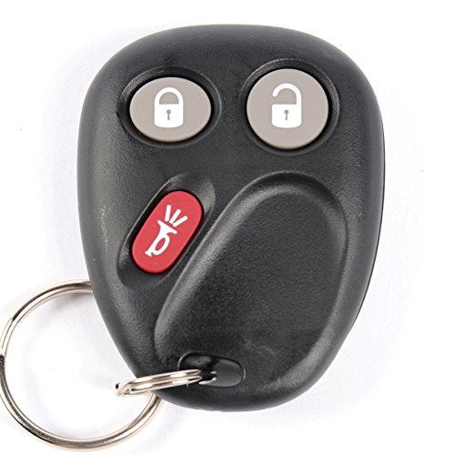 ACDelco 15051014 GM Original Equipment 3 Button Keyless Entry Remote Key Fob